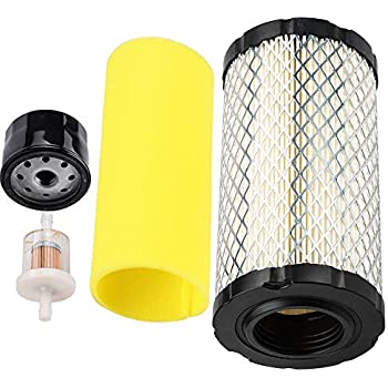 Amazon com : 793569 Air Filter for Briggs & Stratton GY21055 with