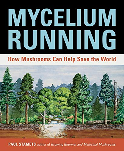 - Mycelium Running: How Mushrooms Can Help Save the World
