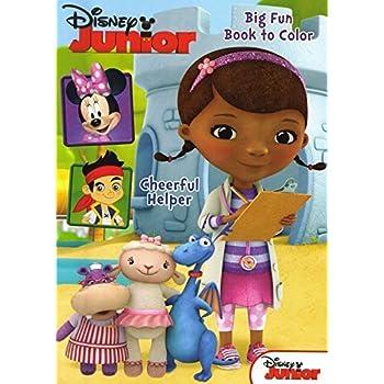 Amazon.com: Doc Mcstuffins Set of 2 Coloring Books: Toys & Games