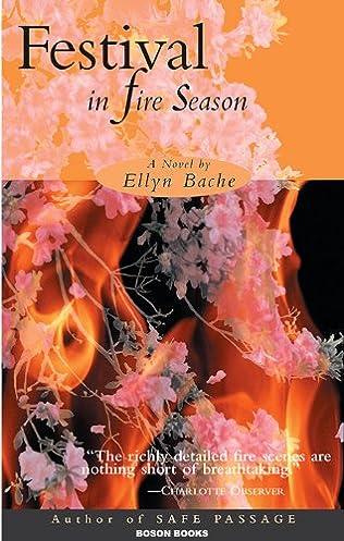 book cover of Festival in Fire Season