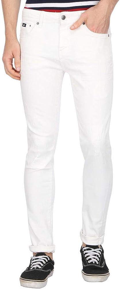 Gas Sax Zip Jeans Skinny Uomo