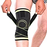 Best Compression Knee Sleeves - Vitoki Compression Knee Sleeve Knee Brace for Men Review