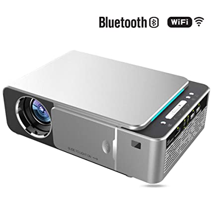 Mini proyector, proyector LED Full HD 4K 3500 lúmenes HDMI USB ...