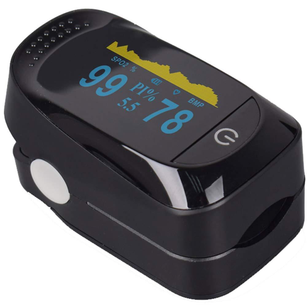 C-CAKKUS Fingertip Pulse Oximeter Blood Oxygen Saturation Monitor