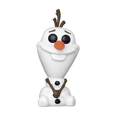Funko Pop! Disney: Frozen 2 - Olaf: Toys & Games