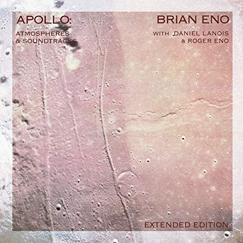 (Apollo: Atmospheres And Soundtracks [2 CD][Hardcover Book Edition])
