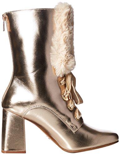 Champagne 7 Champagne 's Mid Nanette Calf Lepore Boot M US Women Freya 8O0UPq7