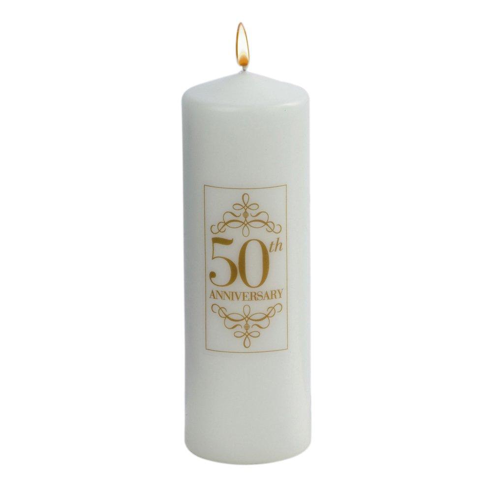 Jamie Lynn Wedding 50th Anniversary Collection, Unity Candle by Jamie Lynn