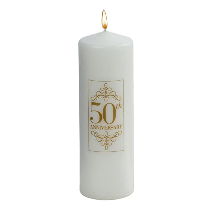 Amazon Jamie Lynn Wedding 50th Anniversary Collection Unity Candle Home Kitchen