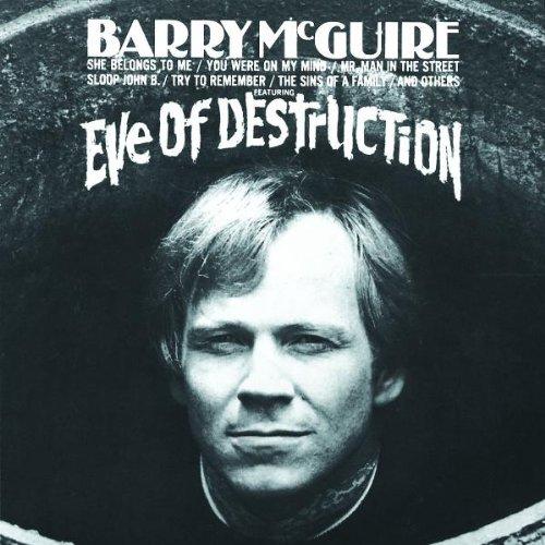 BARRY MCGUIRE: EVE OF DESTRUCTION (Audio CD)