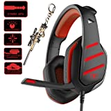 EasySMX Gaming Headset PS4 Headset with 7.1...