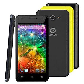 SMARTPHONE BLUEGO BG-A451-K Black 4,5 DualSim BCM23550 QuadCore ...