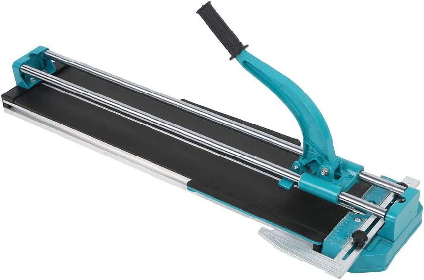31 Inch Manual Tile Cutter Professional Porcelain Ceramic Floor Tile Cutting Machine Hand Cutter Tools With Anti Slid Rubber Handle For Precising Cutting Amazon Com