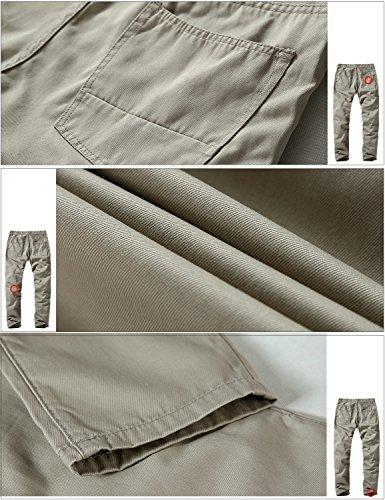 Uomo light Casual Chiara Albicocca Slim Pantaloni Apricot 8093 8032 Match qBdUxq