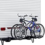Rage Powersports BC2BM RV/Camper Trailer Bumper Bike Rack for 1-2 Bicycles For Sale