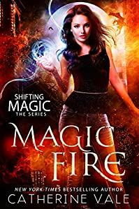 Magic Fire by Catherine Vale ebook deal