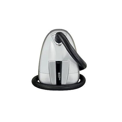 Nilfisk WCL13P08A1 650 W - Aspiradora (650 W, Aspiradora cilíndrica, Secar, Bolsa para el polvo, 2,7 L, HEPA)