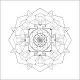 Coloring Yantras: 24 Sacred Symbols for