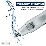 Wahl Ear, Nose, & Brow Trimmer Clipper – Painless