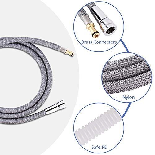 Replacement Hose Kit For Moen Pulldown Kitchen Faucets Equal To