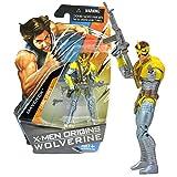 Hasbro Year 2009 X-Men Origins Wolverine Series 4 Inch Tall Action Figure - Comic Series MAVERICK with Assault Rifle and Gun