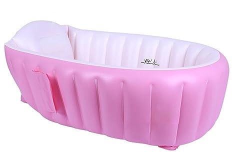 Vasca Da Bagno Portatile : Oofwy bambino gonfiabile vasca da bagno infantile portatile del