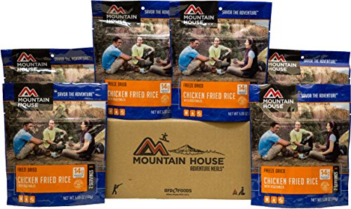 Mountain House Chicken Fried Rice 6-Pack