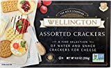 Wellington ABC Assorted Crackers, 8.8-Ounces (Pack of 12)