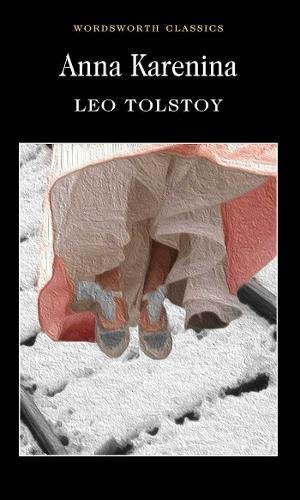 Book cover from Anna Karenina (Wordsworth Classics)by Leo Tolstoy