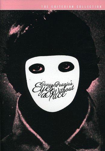 Les yeux sans visage Pierre Brasseur cult French movie poster print