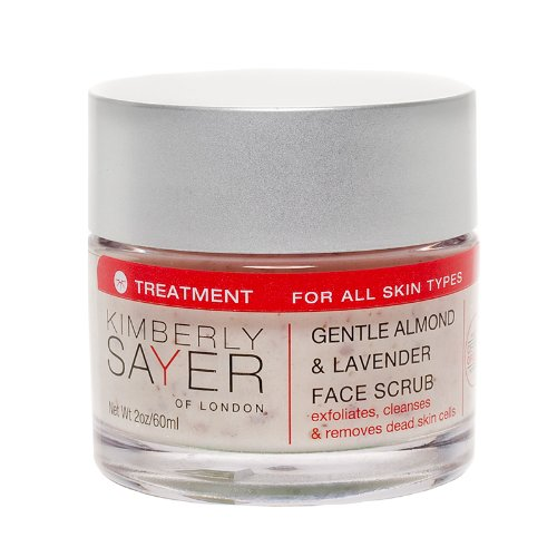 KIMBERLY SAYER Lavender Almond Face Scrub, 2 ()