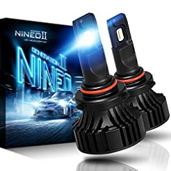 NINEO 9005 HB3 LED Headlight Bulbs - CRE...