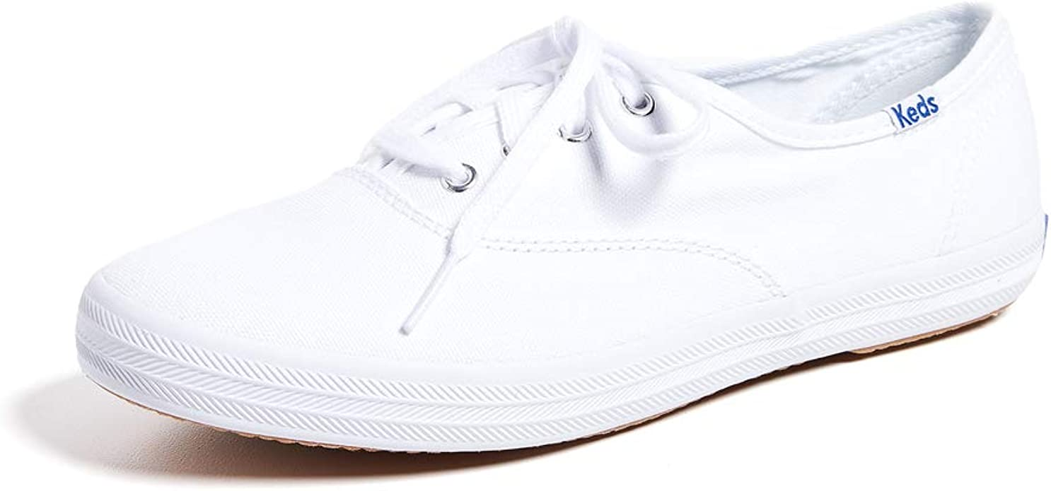 Retro Vintage Flats and Low Heel Shoes Keds KEDS CHAMPION womens KEDS CHAMPION Sneaker £24.49 AT vintagedancer.com