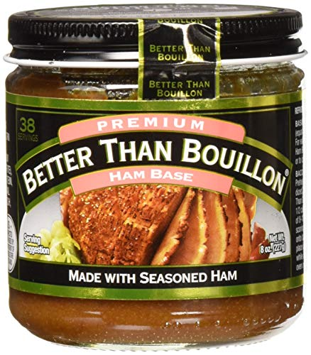 Superior Touch Better Than Bouillon Ham Base, 8 Ounce (Pack of 6)