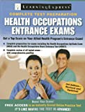 Health Occupations Entrance Exams, LearningExpress LLC, 1576859223