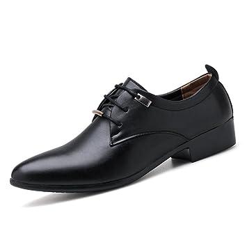 Zapatos Formal PU para Hombre Artísticos Zapatos Primavera/Otoño Hombres Mocasines y Slip-Ons