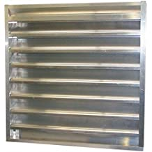 Combination Louver Damper,24x36