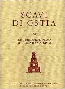 Le terme del Foro o di Gavio Massimo: P. / A. MARINUCCI