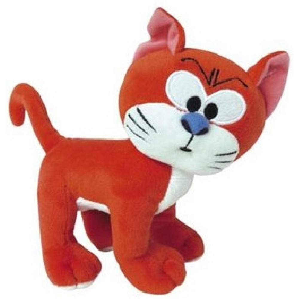 Puppy Soft Cuddly Toy The Smurfs: Standing cat Azraël 30cm (755343) by Puppy