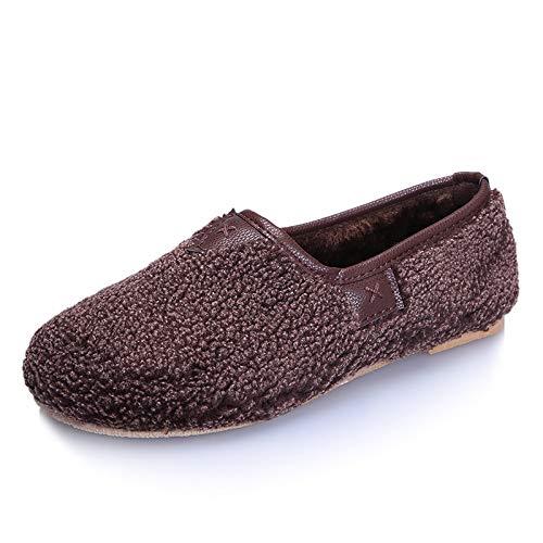 Marron coloré 41 ZHRUI Taille Beige Chaussures EU Yw1q5