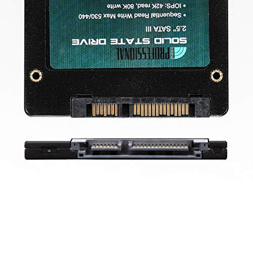 3D SATA III 6Gb/s Solid