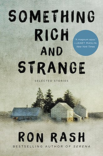 Image of Something Rich and Strange: Selected Stories