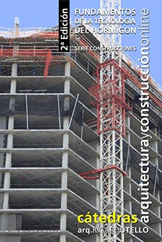 Descargar Libro Fundamentos De La Tecnología Del Hormigón. 2° Edición Ricardo Tello