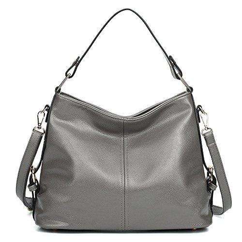 2018 tracolla Gwqgz Air grigio Fashion Borsa Spoon nero Bags semplice Ladies a O1xd18S