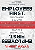Employees First, Customers Second, Vineet Nayar, 1422139069
