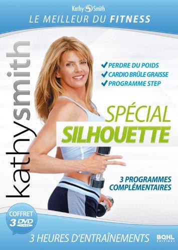 - Kathy Smith : Spécial Silhouette - Coffret super forme 3 DVD