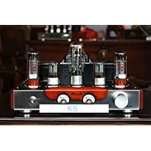 KOHSTAR Himing Rivals EL34 tube amps wood version single-ended Class A handmade Scaffolding HIFI EXQUIS finished amplifier top recommand