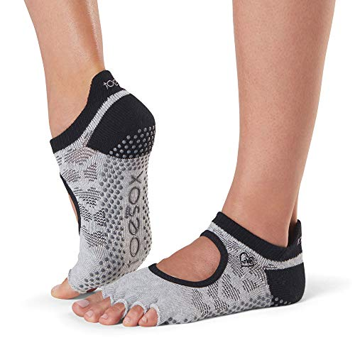 Grip amp; Pilates Toesox slip Calze Barre Infinite Bellarina non Ballet Donna Half Toe For Socks Yoga fBgqnwxHg