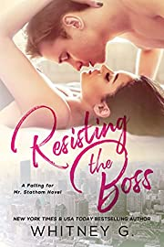 Resisting the Boss (Mid Life Love Series Book 1)