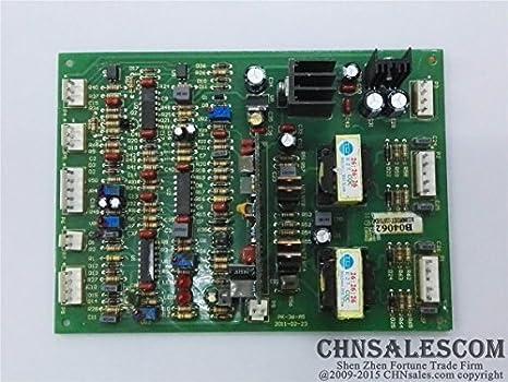 CHNsalescom JASIC B04062 Control Board MIG250 J04 MIG270 N248 IGBT Welding Machine 10000538: Amazon.es: Bricolaje y herramientas
